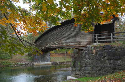 Humpback Bridge, Covington, Virginia