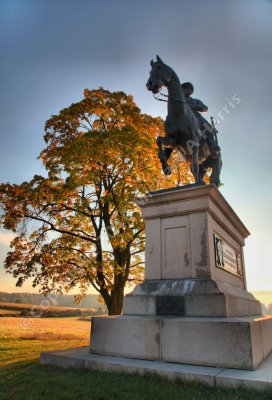 General John Fulton-Reynolds Monument, Gettysburg National Battlefield