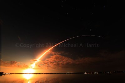 Atlas V Launch - United States Navy Mobile User Objective System Satellite