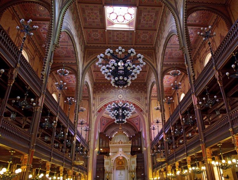 The Great Synagogue (Dohány utcai zsinagóga)