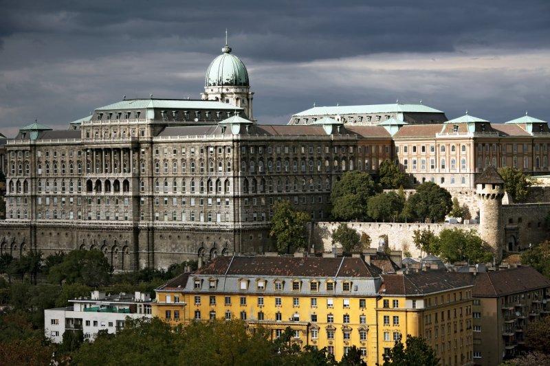 Buda Castle ( Budavári Palota)