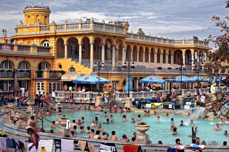 Széchenyi Bath & Spa