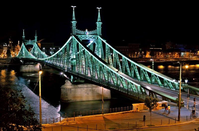Liberty Bridge (Szabadság hid)