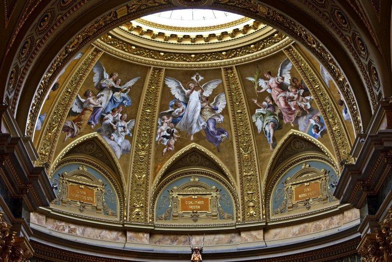 St. Stephens Basilica (Szent István-bazilika)