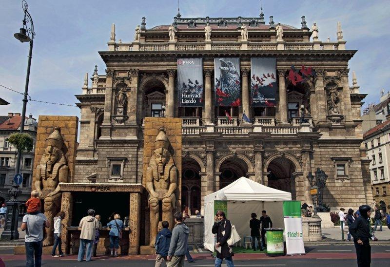 Hungarian State Opera House (Magyar Állami Operaház)