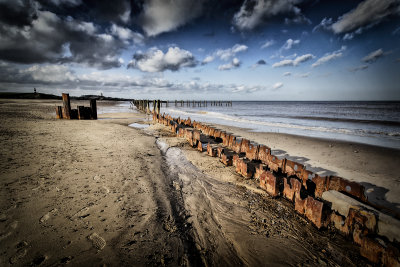The Sea Defences Didn`t Hold