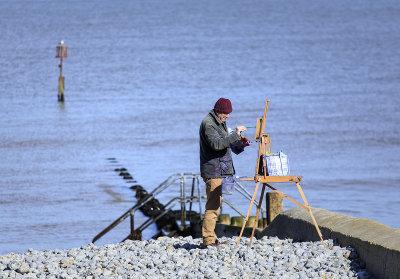 Beach Artist