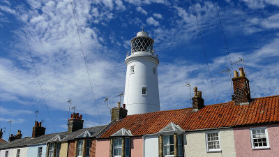 Southwold Lighthouse, Suffolk.