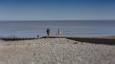 The Beach Artist