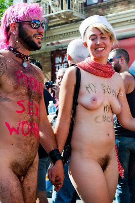 California - San Francisco - Folsom Street Fair 2012