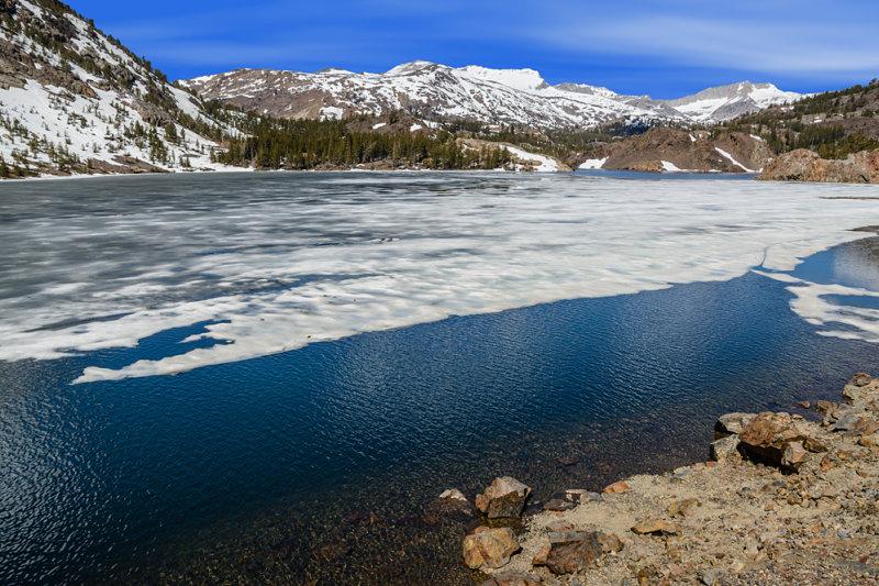 Yosemite - Tioga Pass