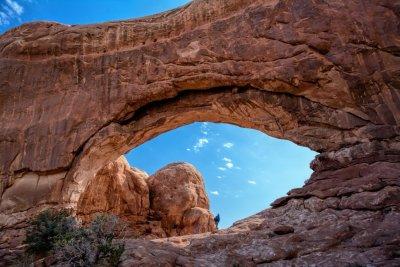 Arches - North Window