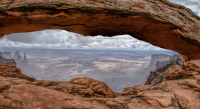 Islands in the Sky - Mesa Arch