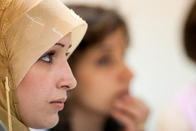 Peacebuilder teacher training - Bethlehem