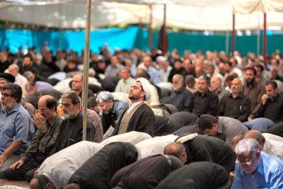 Friday prayers - Tehran
