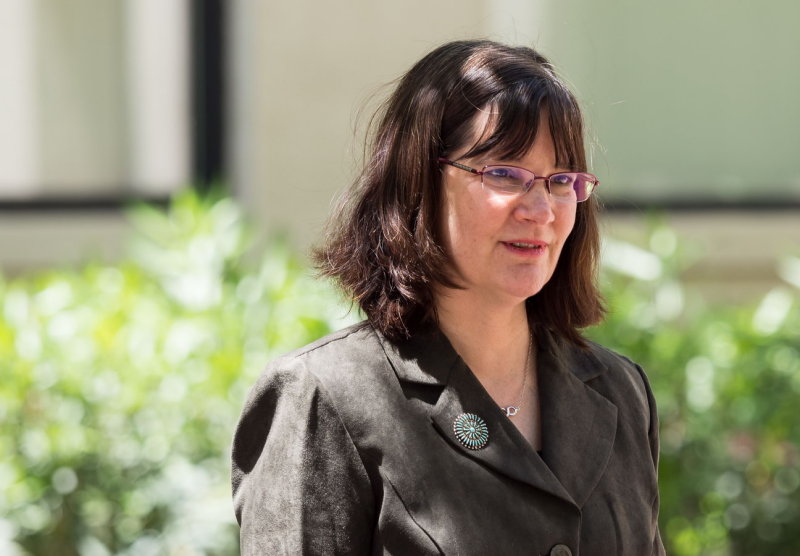 Dr. Rani Alexander, Anthropology Department Head