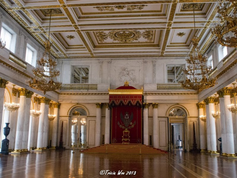The Great Throne Room, Winter Palace