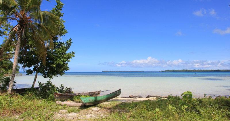 Munda,, New Georgia Island, SOLOMON ISLANDS