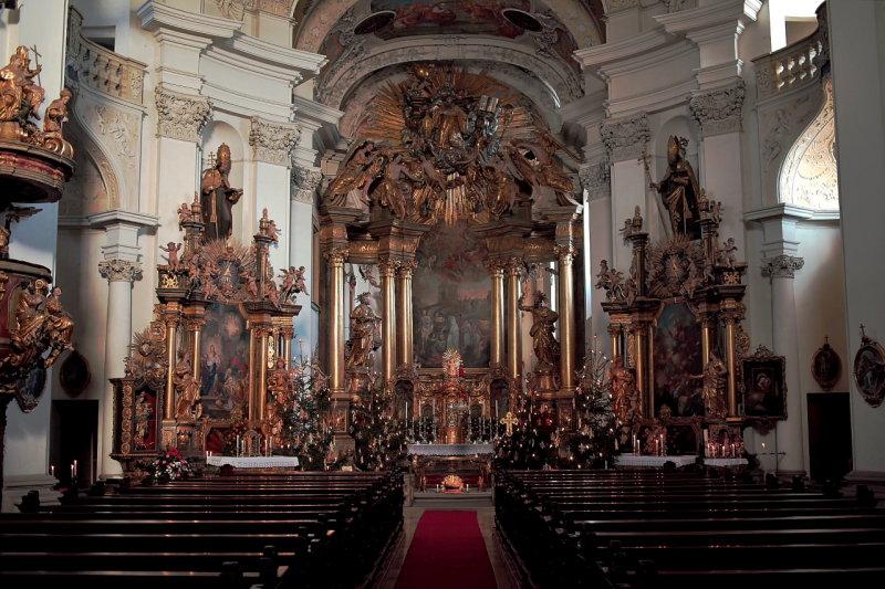 Klosterkirche Banz