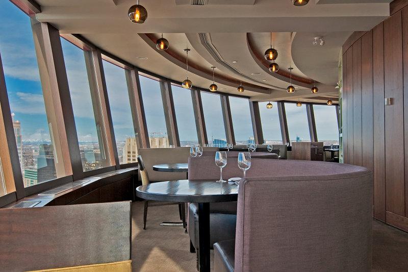 Calgary Tower Restaurant