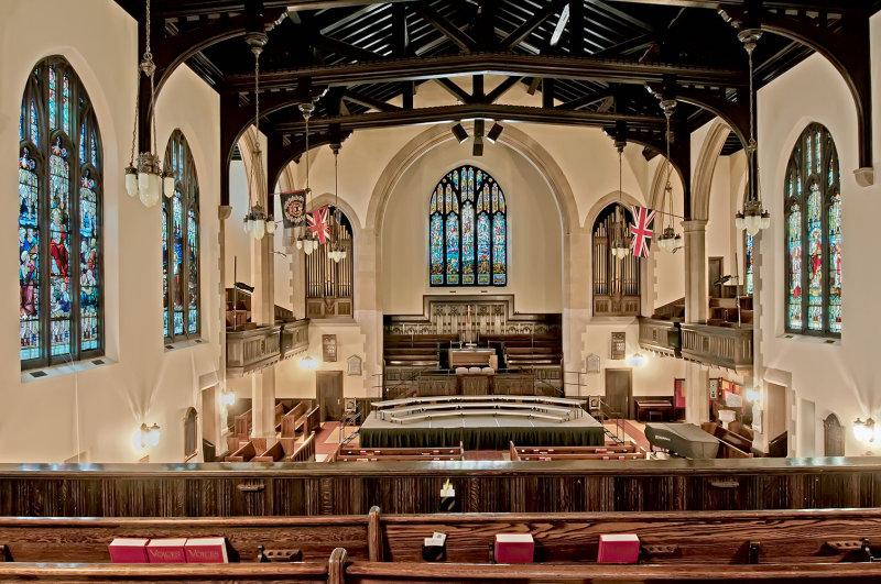Knox United Church 1883