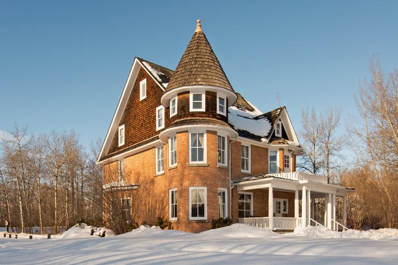 Cronquist House