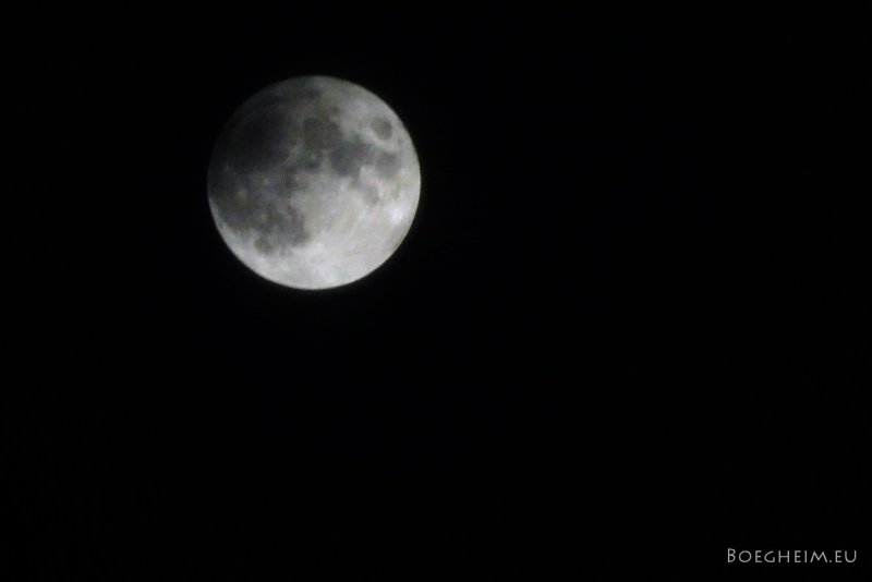 Day 035 Moon