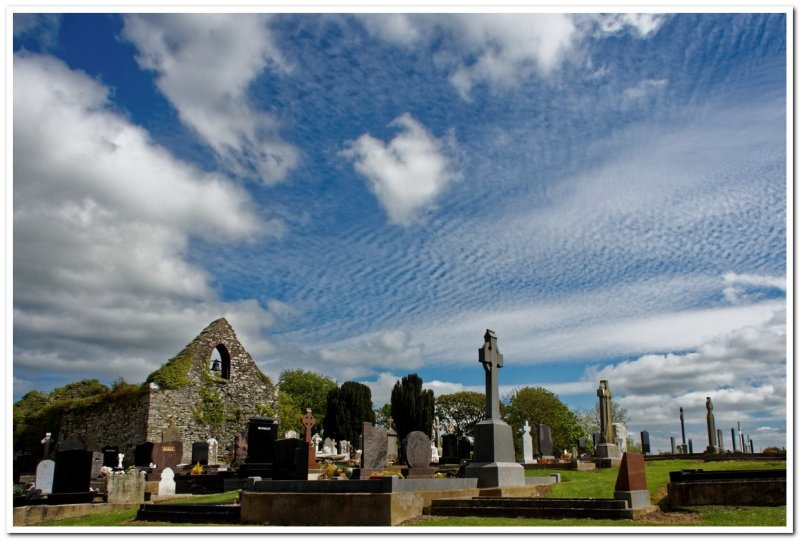 Ardcath Church, Ireland