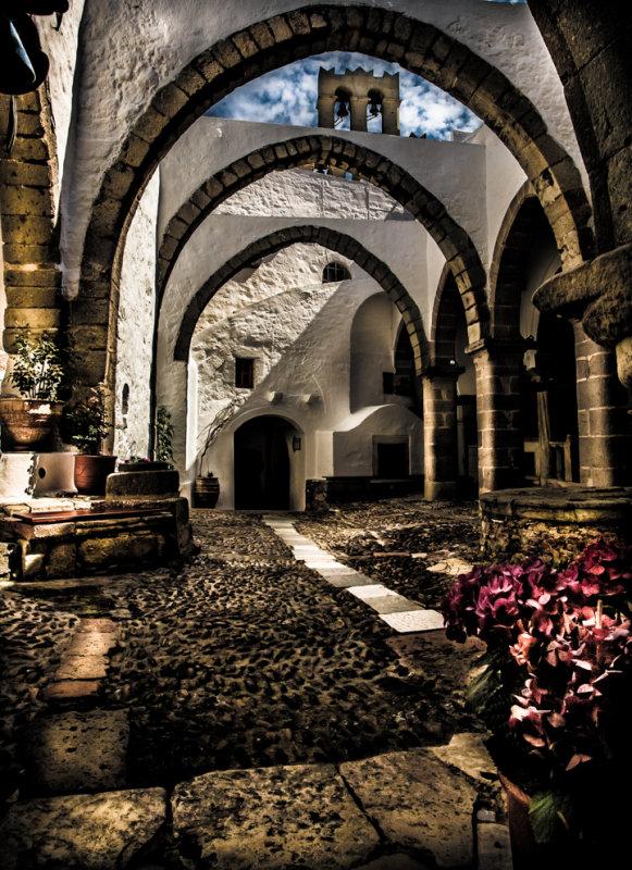 St Johns  Patmos Isl