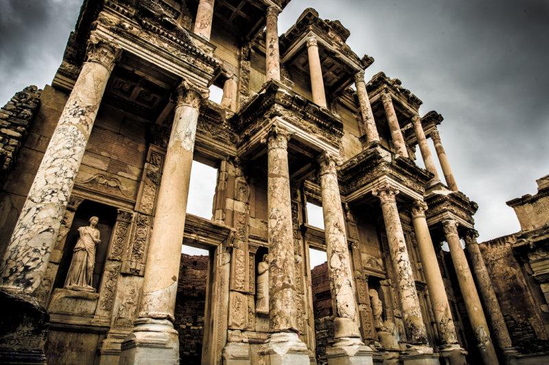 Ruins of Ephesos