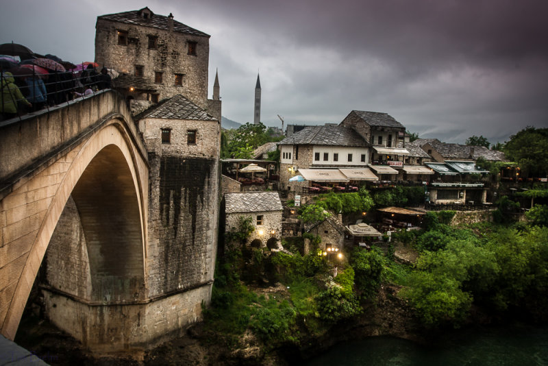 Old Bridge, Mostar, Bosnia