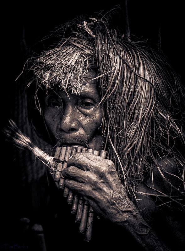 Yagua Village Elder