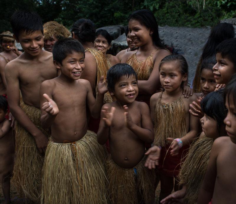 Yagua Children