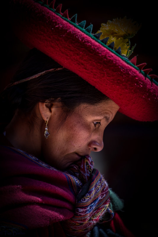 The Weavers of Chinchero