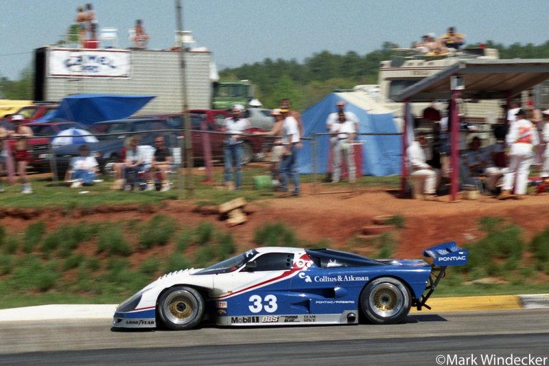 Spice SE88P Pontiac Firebird GTP #001 -