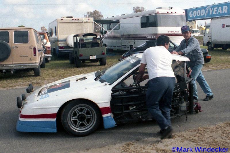 GTU  Pontiac Fiero