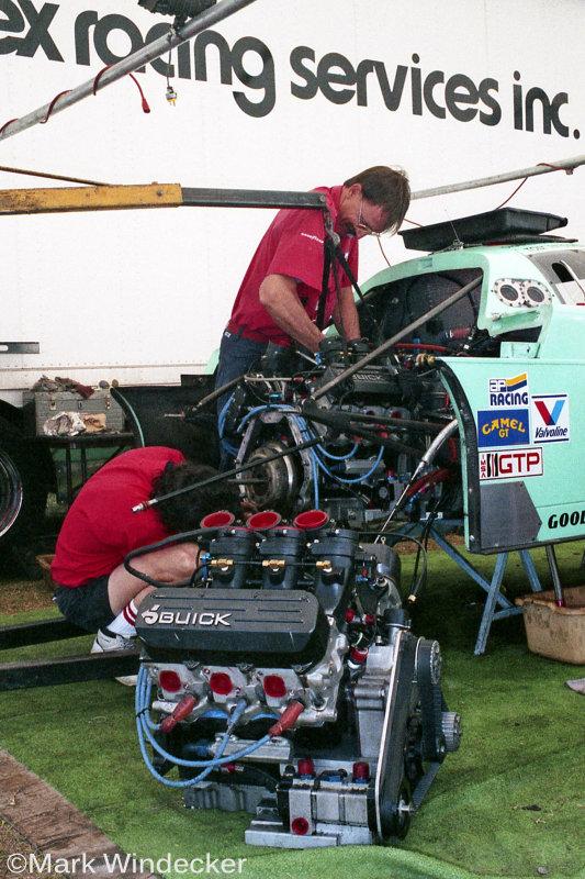 #8-Buick V6