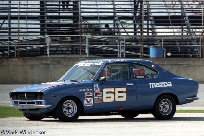 11TH TOM HUNT/BILL HARRIS MAZDA RX-2
