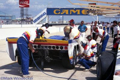 GTP Nissan GTP ZX-T