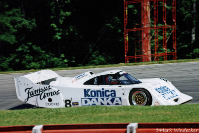9th Wayne Taylor  Intrepid RM1/Chevrolet