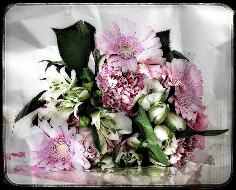 Mothers Day bouquet ...