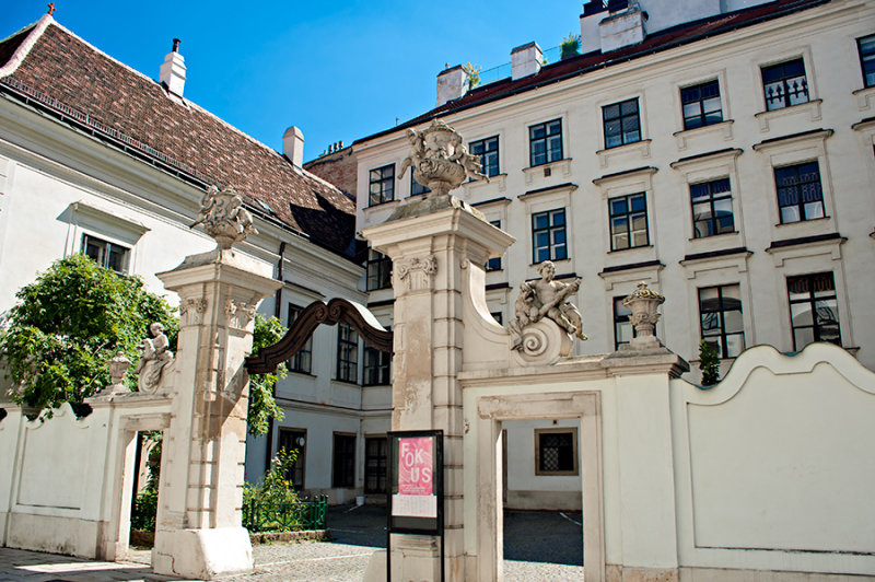 The Heiligenkreuzerhof Court