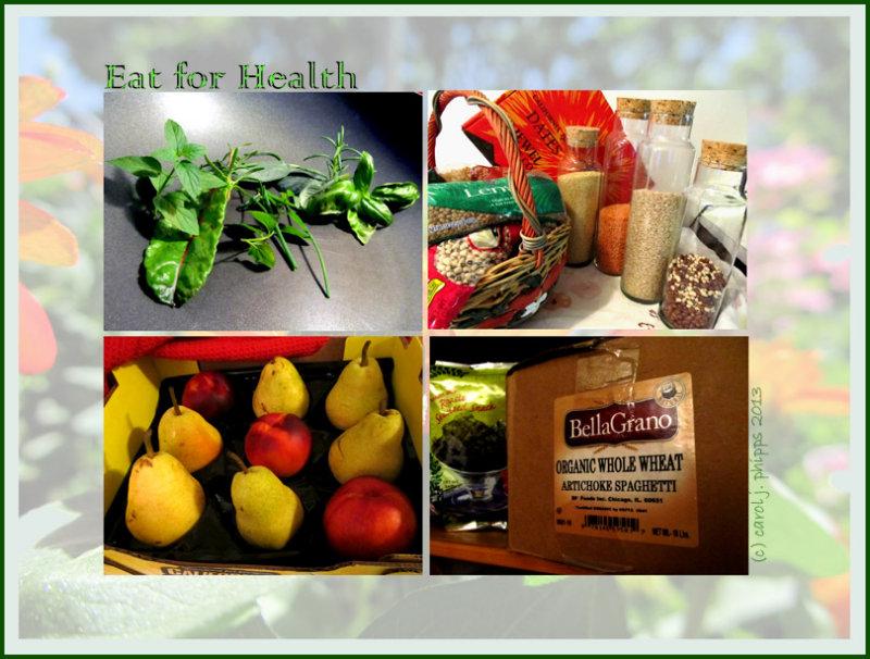 Eating for Optimal Health