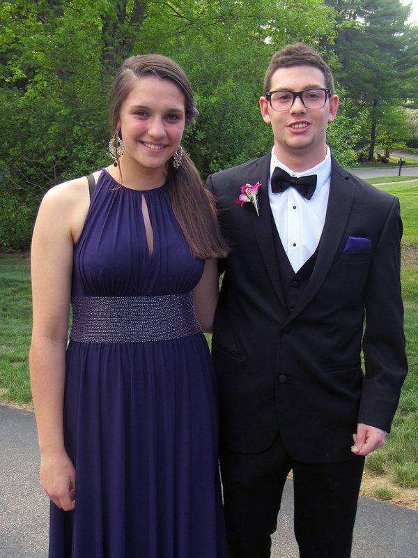 Sarah and JonCarlo