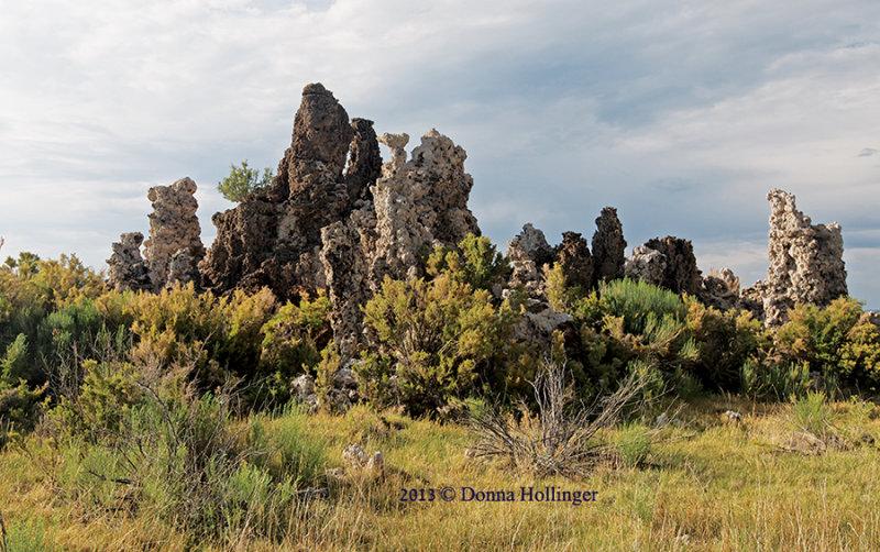 Tufa Formations at MonoLake