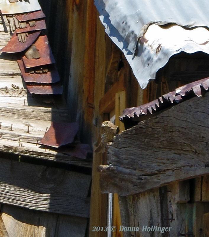 Birdhouse in Bodie