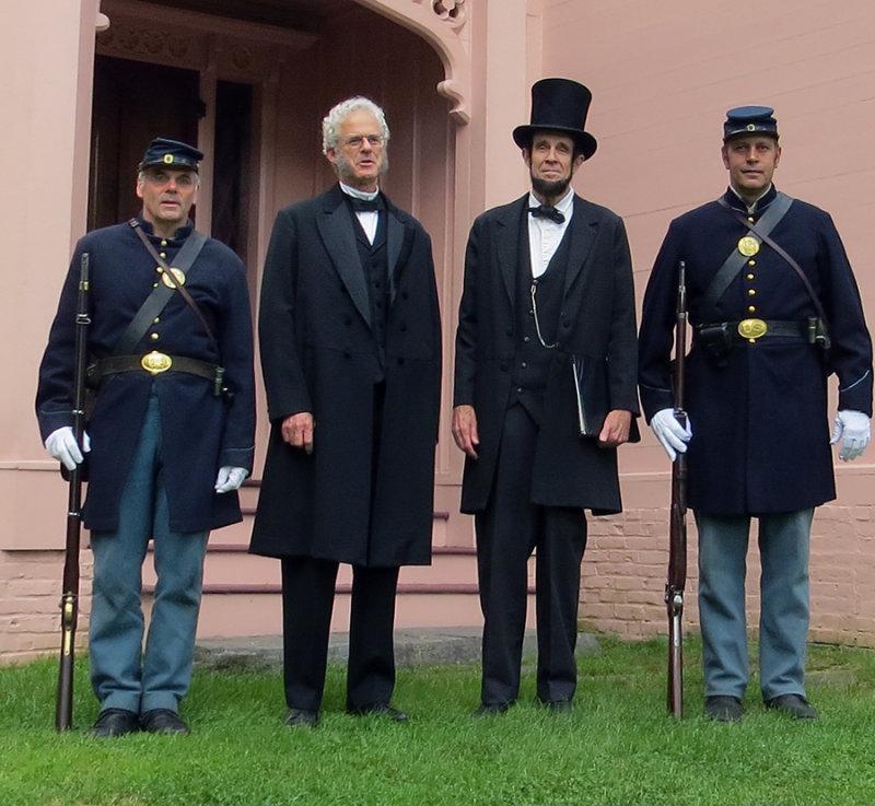 VT Guard ,  JSM, Abe, VT Guard