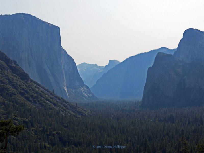 Yosemite Chasm