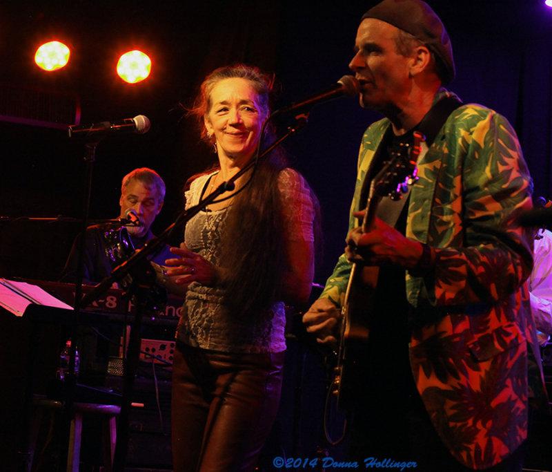 Linda Ted and Doug