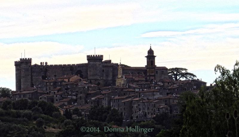 Bracciano Castle